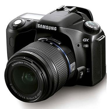 Samsung GX-1S +18-55mm + 50-200mm