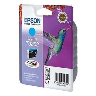 Epson T0802 Epson T0802 - Cartouche d'encre cyan