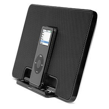 Apple iPod nano 8 Go (coloris noir) + Altec Lansing inMotion iM500