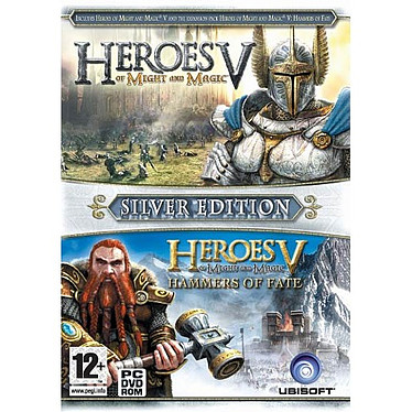 Heroes of Might and Magic V : Edition Silver