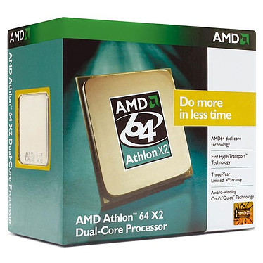 AMD Athlon 64 X2 Dual-Core 5400+ ADA5400CZBOX