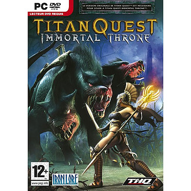 Titan Quest : Immortal Throne Titan Quest : Immortal Throne (PC)