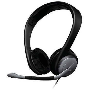 Sennheiser PC 151 Skype Sennheiser PC 151 Label Skype - Casque-micro