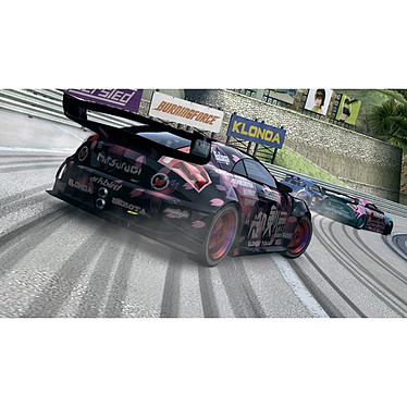 Avis Ridge Racer 7