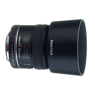 Pentax smc D-FA 50mm f/2,8 Macro