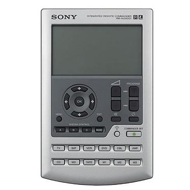 Sony RM-AV2500T Sony RM-AV2500T - Télécommande universelle intelligente avec écran tactile LCD
