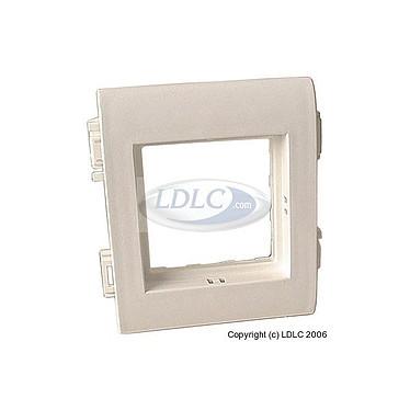 Support plastron pour goulotte - Format 45 x 45 753200