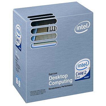 Intel Core 2 Duo E4500 (version boîte)