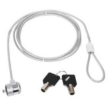 Antivol à clé pour ordinateur portable (1.50 mètre)