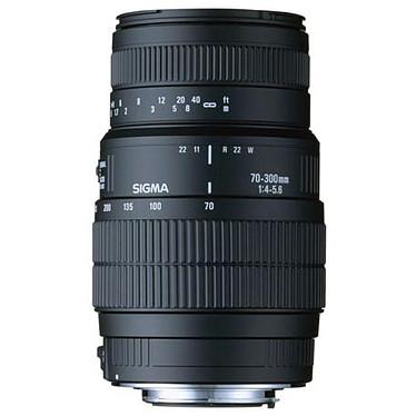 SIGMA 70-300mm F4-5,6 DG Macro monture Sony