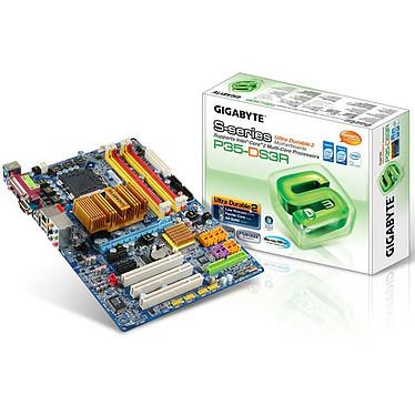 Gigabyte GA-P35-DS3R + Pinnacle PCTV Dual Hybrid Pro PCIe