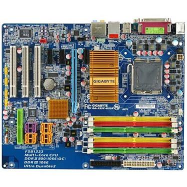 Gigabyte GA-P35C-DS3R + Pinnacle PCTV Dual Hybrid Pro PCIe