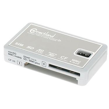 Lecteur multimédia 18-en-1 (USB 2.0)