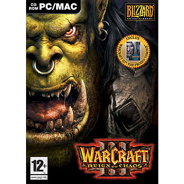 Warcraft III Edition Gold (PC)