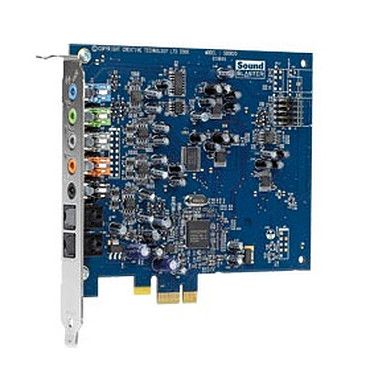 Creative Sound Blaster X-Fi Xtreme Audio Creative Sound Blaster X-Fi Xtreme Audio (PCI Express) 7.1