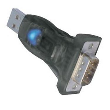 Adaptateur USB pour périphérique série (DB9)