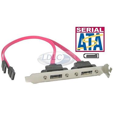 Equerre SATA (2 ports)