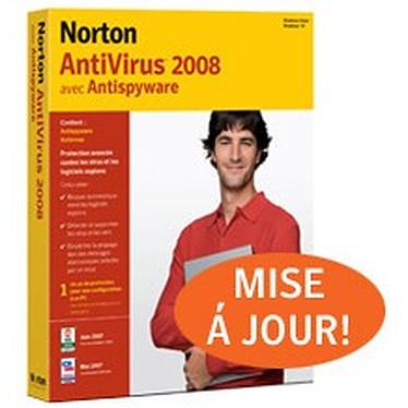Norton Antivirus 2008 Mise à Jour