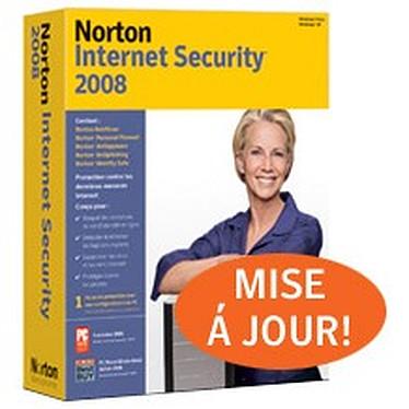 Norton Internet Security 2008 Mise à Jour
