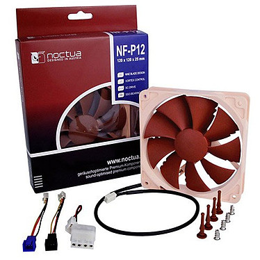 Avis Noctua NF-P12-1300 + Grille de ventilateur 120mm
