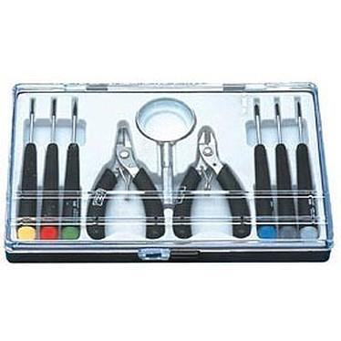 Kit de herramientas con 9 piezas