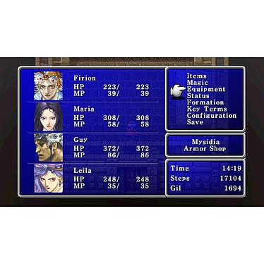 Acheter Final Fantasy II