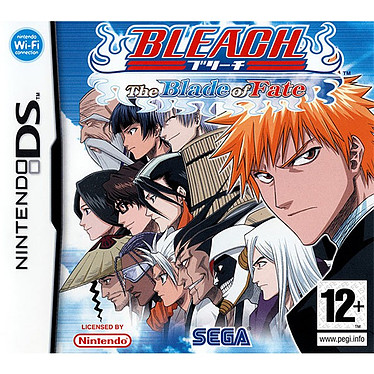 Bleach The Blade of Fate (Nintendo DS)