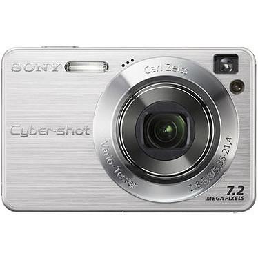 Sony CyberShot DSC-W120 Sony CyberShot DSC-W120 (coloris argent)