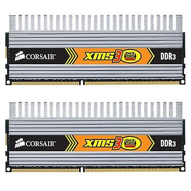 Corsair XMS3 DHX 4 Go (2x 2 Go) DDR3 1333 MHz CL9