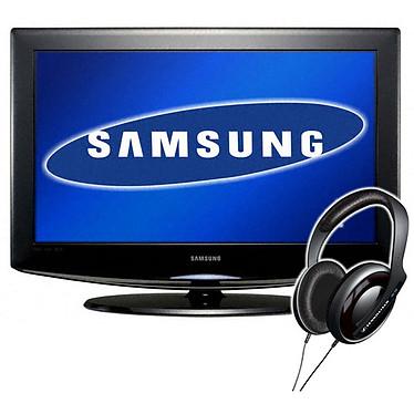 Samsung LE40R86BD & Sennheiser HD 202