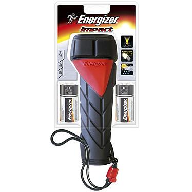 Energizer Impact 2D Impact 2D - Torche en caoutchouc