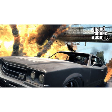 Avis GTA IV - Grand Theft Auto IV (PS3)