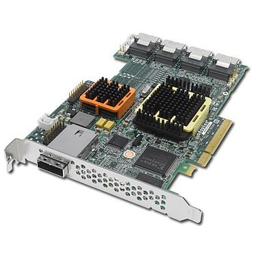 Adaptec 51645 Adaptec 51645 - Carte contrôleur PCI-Express 8x (16 ports SAS RAID internes + 4 ports SAS RAID externes) - (version boite)