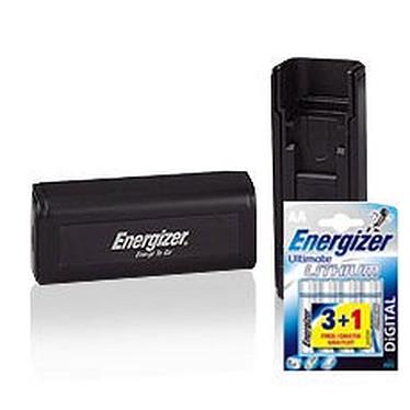 "Energizer Energi to Go pour iPod + 2 piles Lithium AA + 4 piles AA L91 DFB2 ""Ultimate Lithium"" offertes"
