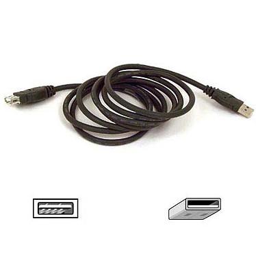 Belkin rallonge USB 2.0 Type AA (Mâle/Femelle) - 3 m