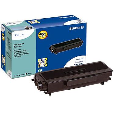 Pelikan toner compatible TN-3170 (Noir) Pelikan toner compatible TN-3170 (Noir) - (7000 pages à 5%)