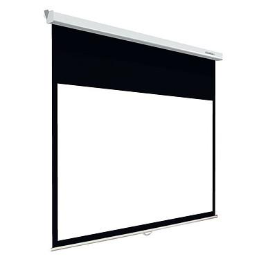 Lumene Plazza 2 240C Visualización manual - Formato 16:9 - 234 x 132 cm