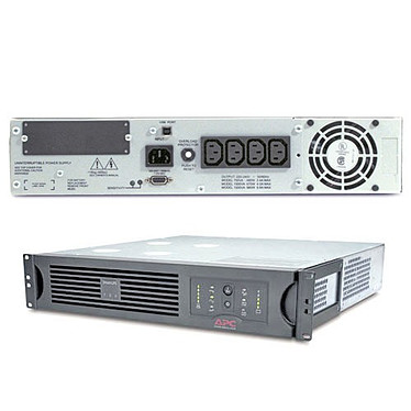 APC Smart-UPS Rack-Mount 1500VA