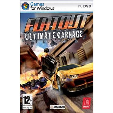 FlatOut Ultimate Carnage (PC)