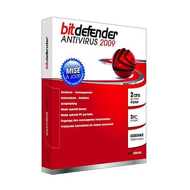 BitDefender AntiVirus 2009 - Mise à jour