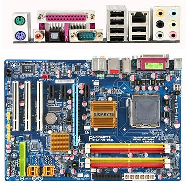 Gigabyte GA-EP35-DS3L