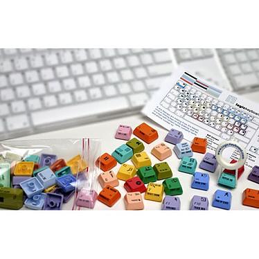 LogicKeyboard Logic 8 Pro Preset G5 keyset LogicKeyboard Logic 8 Pro Preset G5 keyset - Touches de raccourcis (pour clavier Apple G5)