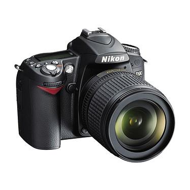 Acheter Nikon D90 + Objectifs AF-S DX Nikkor 18-105mm f/3.5-5.6G ED VR + AF NIKKOR 70-300mm f/4-5.6G