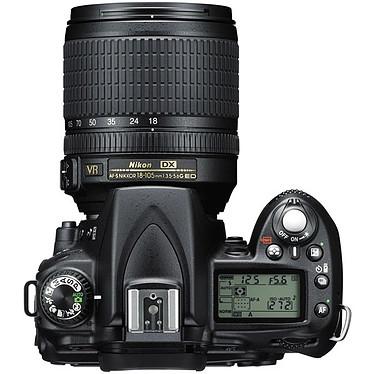 Avis Nikon D90 + Objectifs AF-S DX Nikkor 18-105mm f/3.5-5.6G ED VR + AF NIKKOR 70-300mm f/4-5.6G