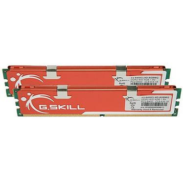 G.Skill MQ Series 4 Go (kit 2x 2 Go) DDR2-SDRAM PC2-5300 - F2-5300CL5D-4GBMQ