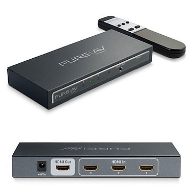 Belkin Switch HDMI 3 ports