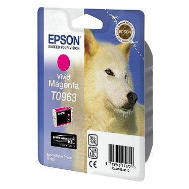 Epson T0963 Cartouche d'encre magenta