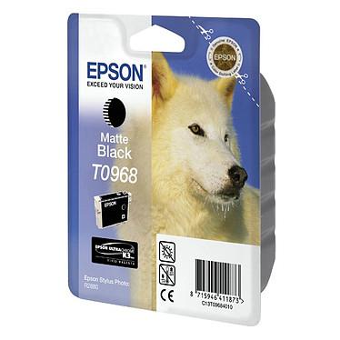 Epson T0968 Cartouche d'encre noire mate