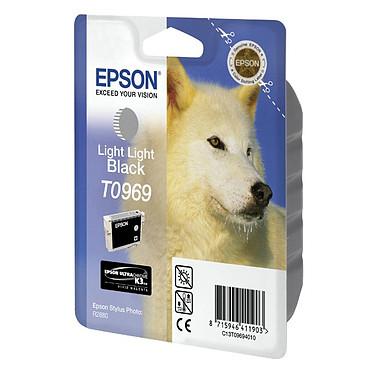 Epson T0969 Cartouche d'encre grise clair