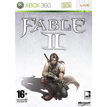 Fable II - Edition Collector (Xbox 360)
